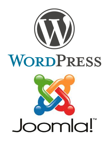 joomla-wordpress-cms